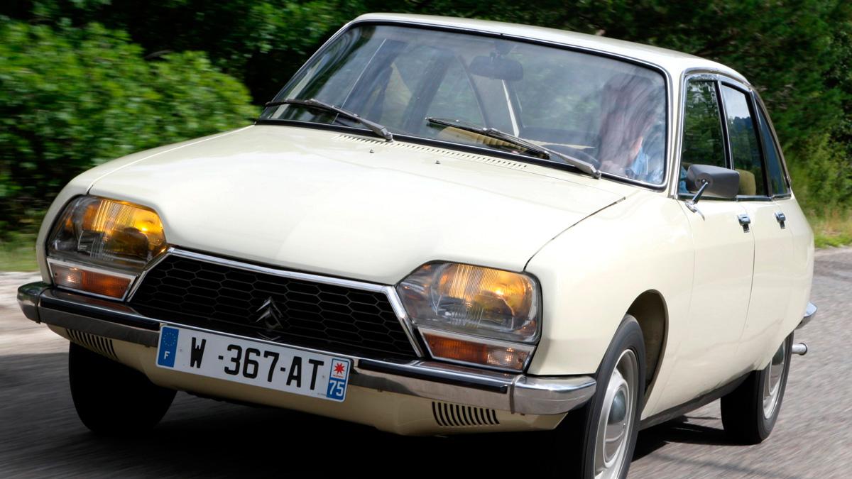 Citroën GS (I)