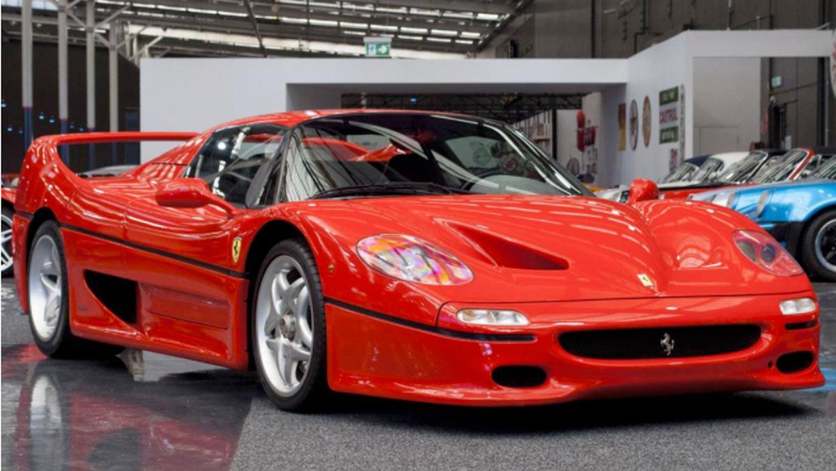 Coches por 2,7 millones: Ferrari F50 (I)