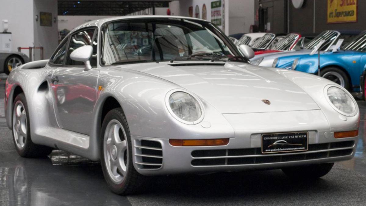 Coches por 2,7 millones: Porsche 959 (I)