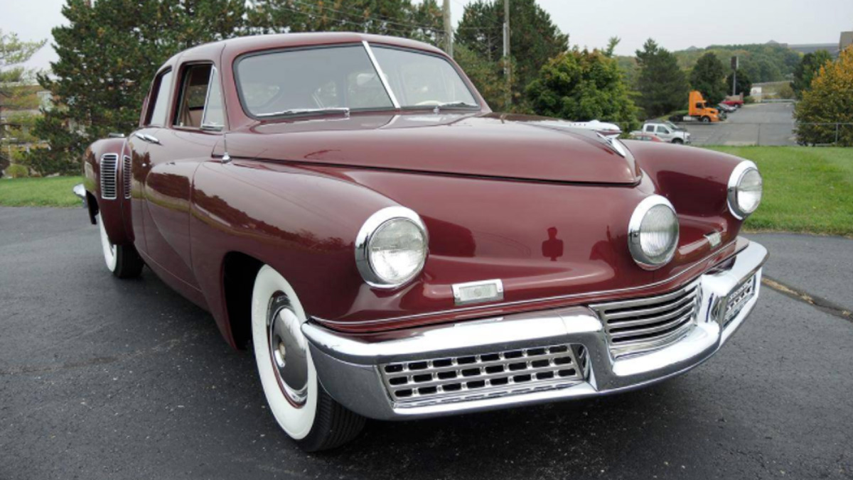 Coches por 2,7 millones: Tucker Model 48 (I)