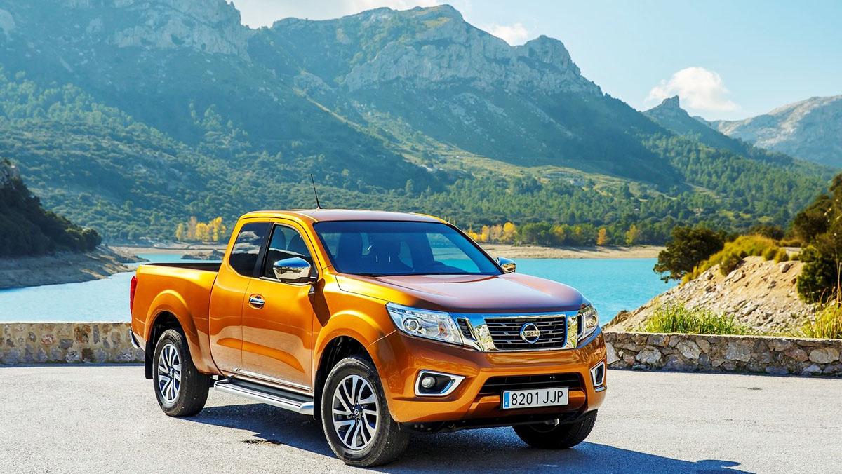 Coches nuevos entre 15.000 y 25.000 euros - Nissan Navara
