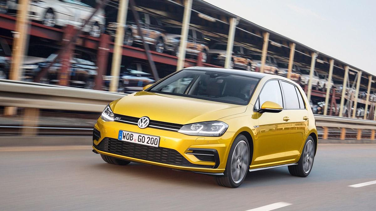 Coches nuevos entre 15.000 y 25.000 euros - Volkswagen Golf