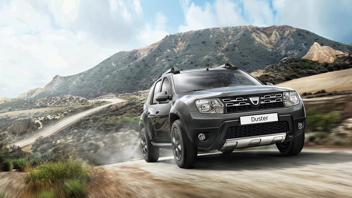 Coches nuevos entre 9.000 y 12.000 euros - Dacia Duster