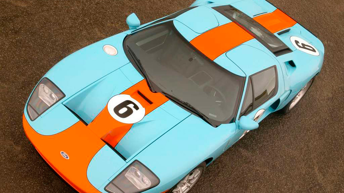 Coches de segunda mano: Ford GT Heritage Edition (I)