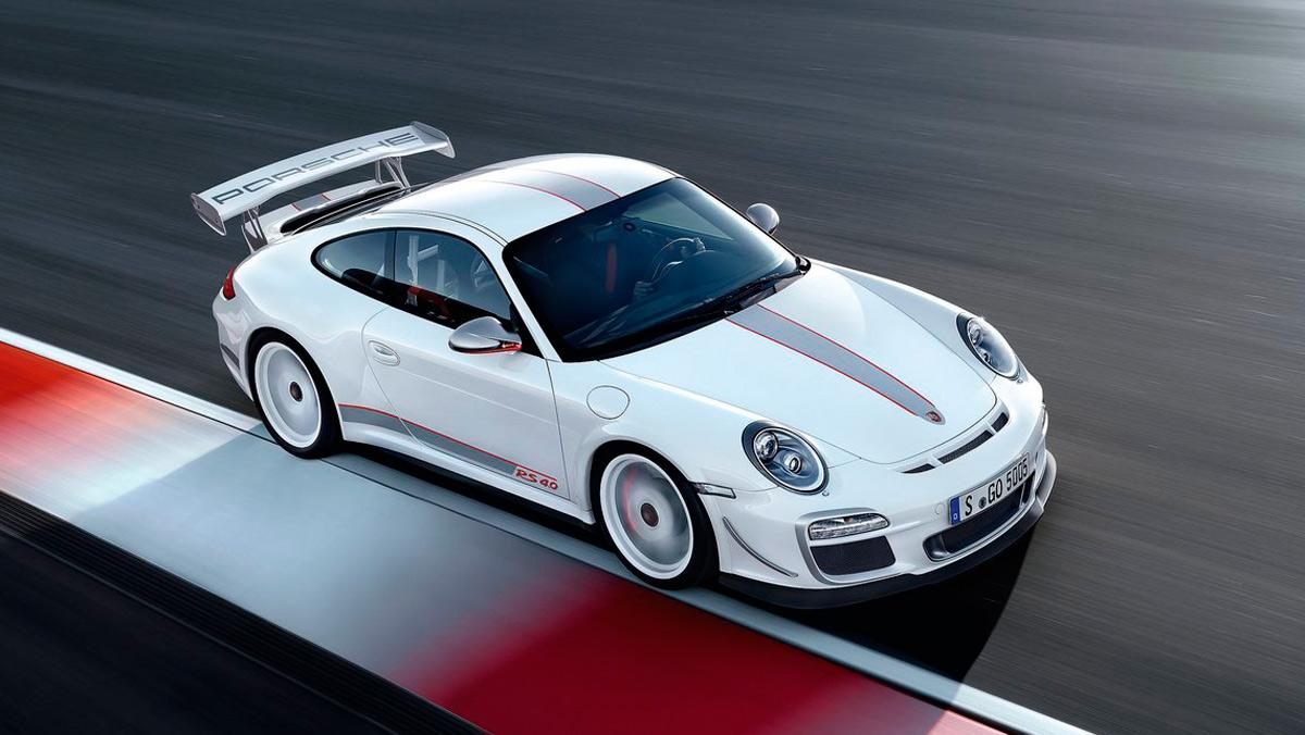 Coches de segunda mano: Porsche 911 GT3 RS 4.0 (I)