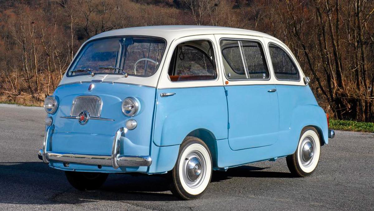 Fiat 600 Multipla (I)