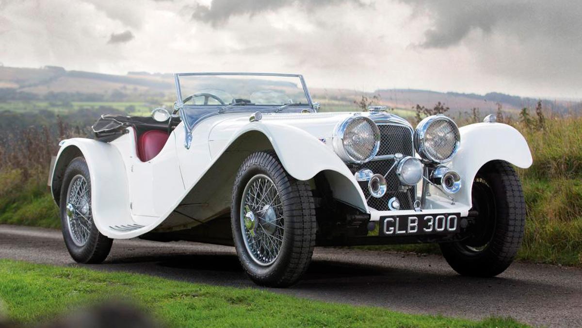 Jaguar SS 100 (I)