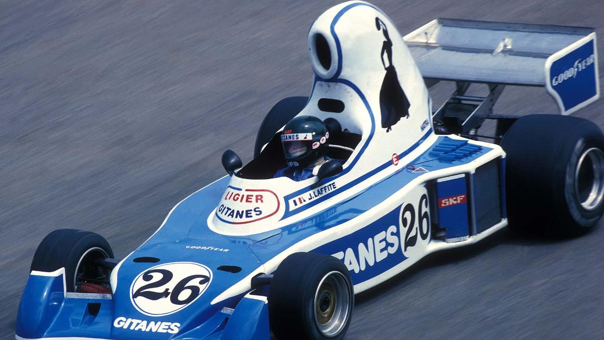 Ligier JS5 del 76