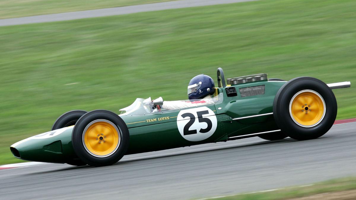 Lotus 25, 1962