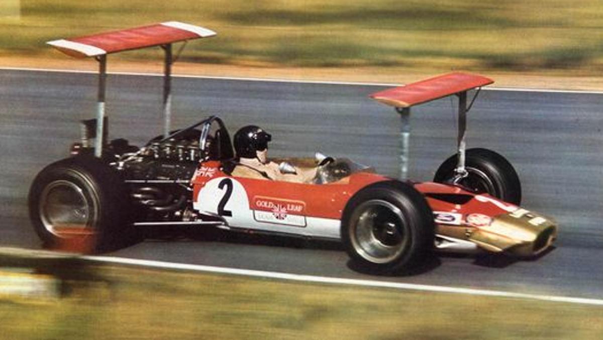 Lotus 49B, Jochen Rindt
