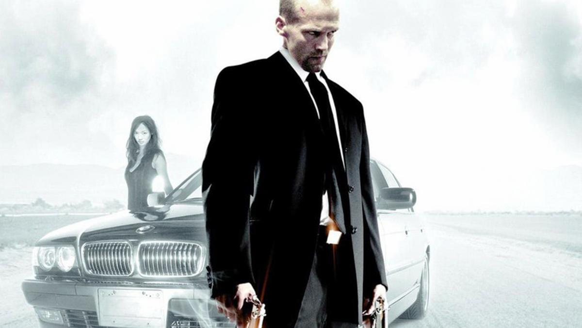 Las mejores películas de coches - Transporter