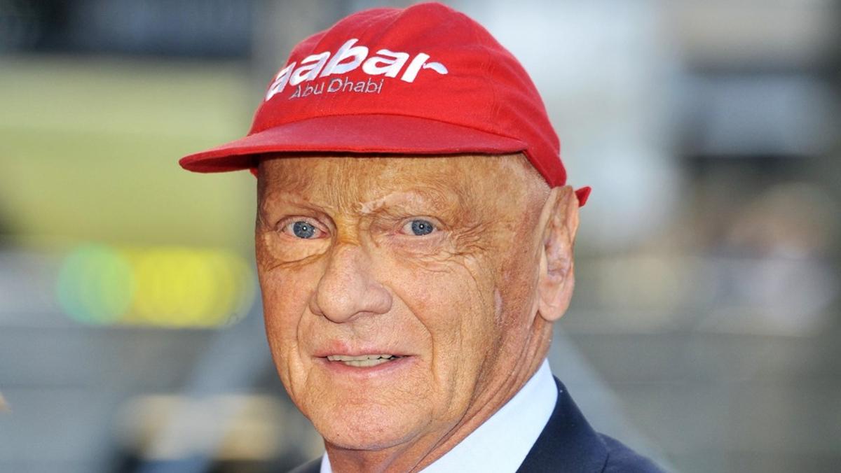 Niki Lauda, una de las leyendas (vivas) de la F1