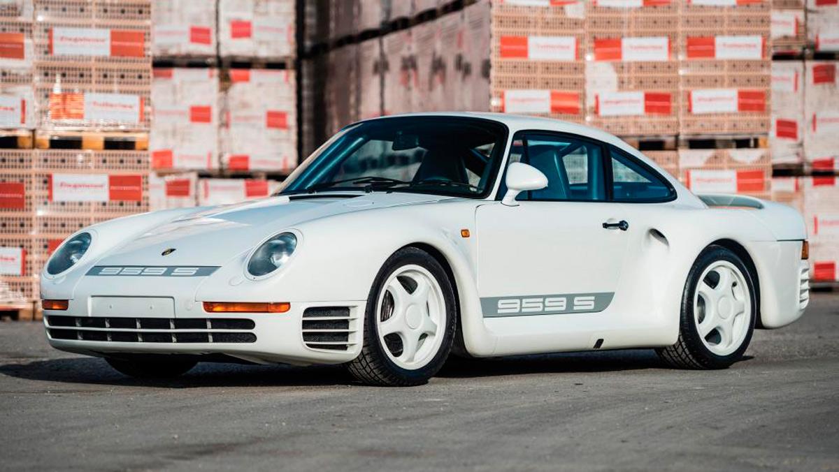 Porsche 959 Sport (I)