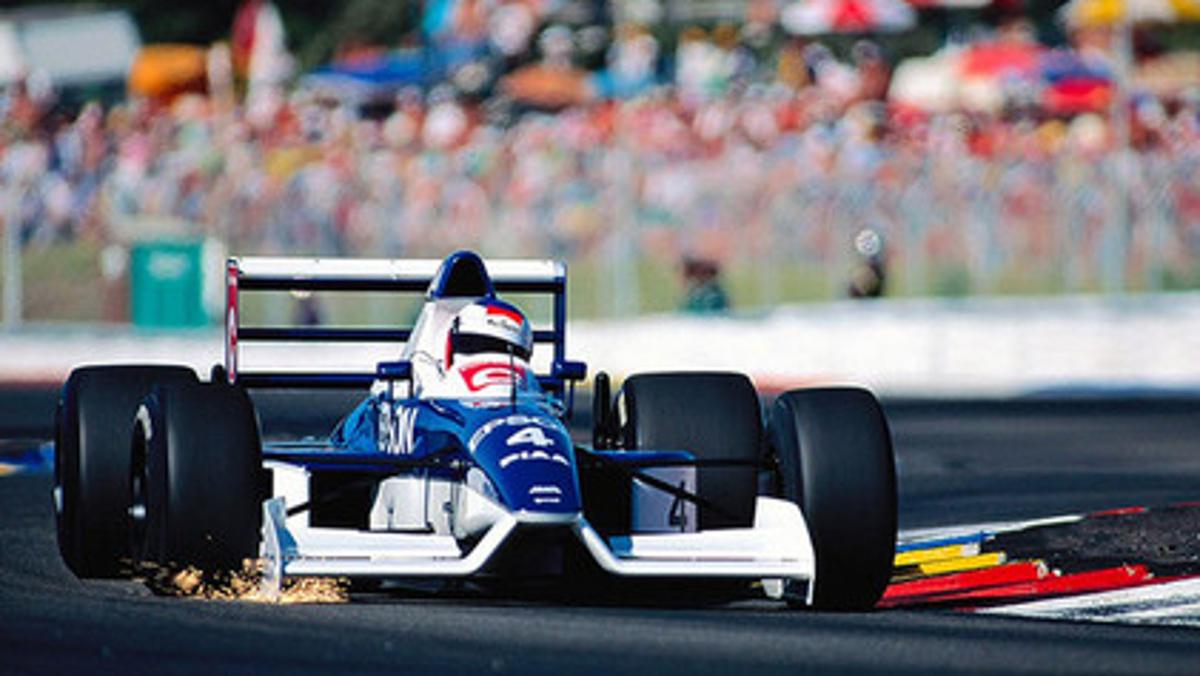Tyrrell 90´s