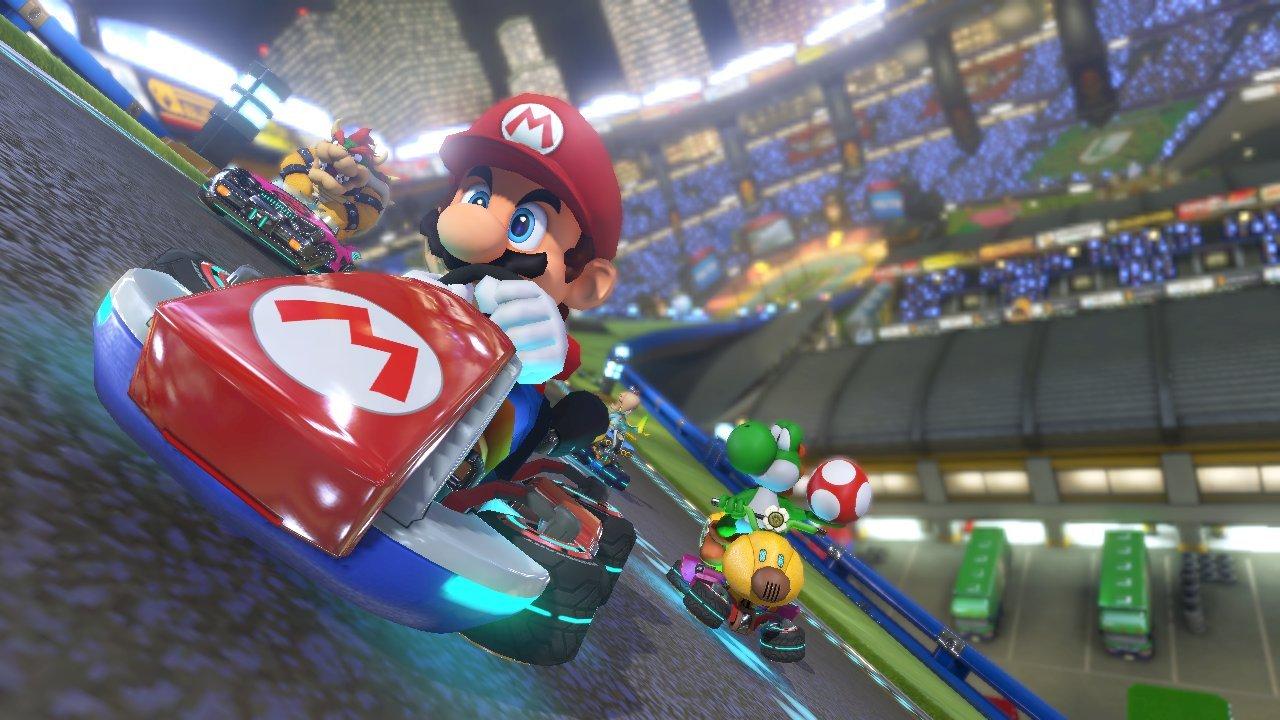 4. Mario Kart 8