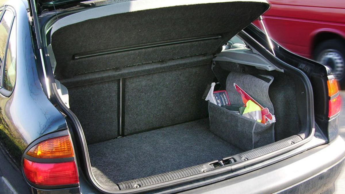 Accesorios para el coche por menos de 20 euros - Organizador de maletero