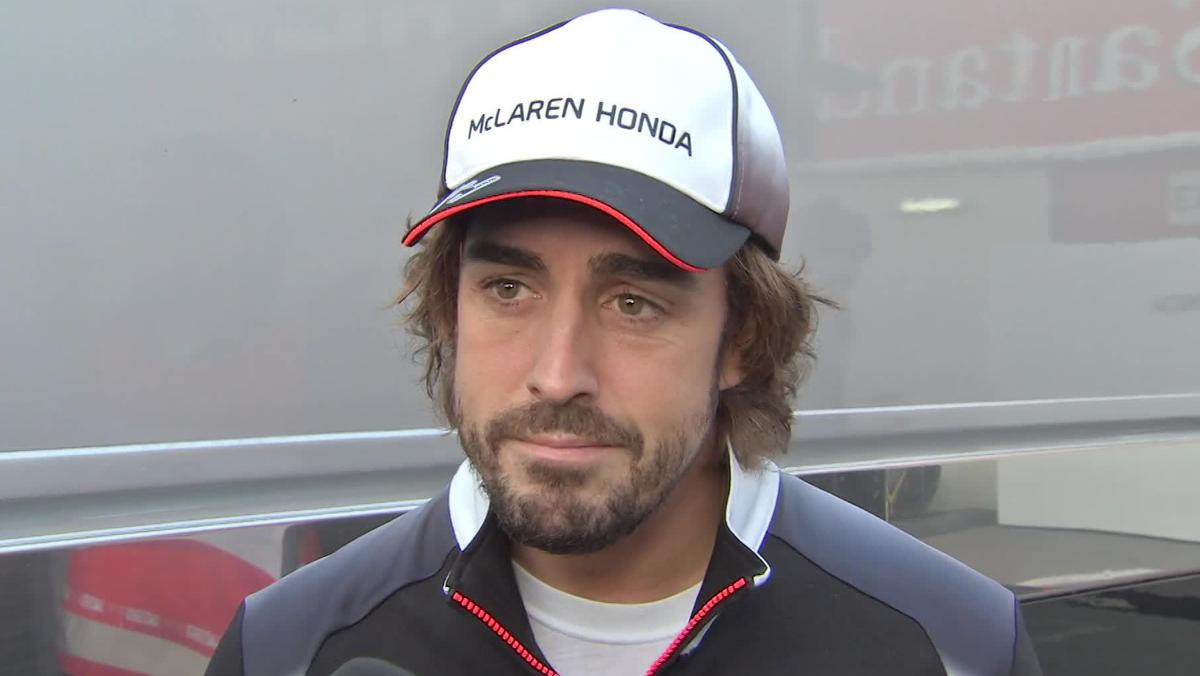 Alonso o cuando la cara es el espejo del alma
