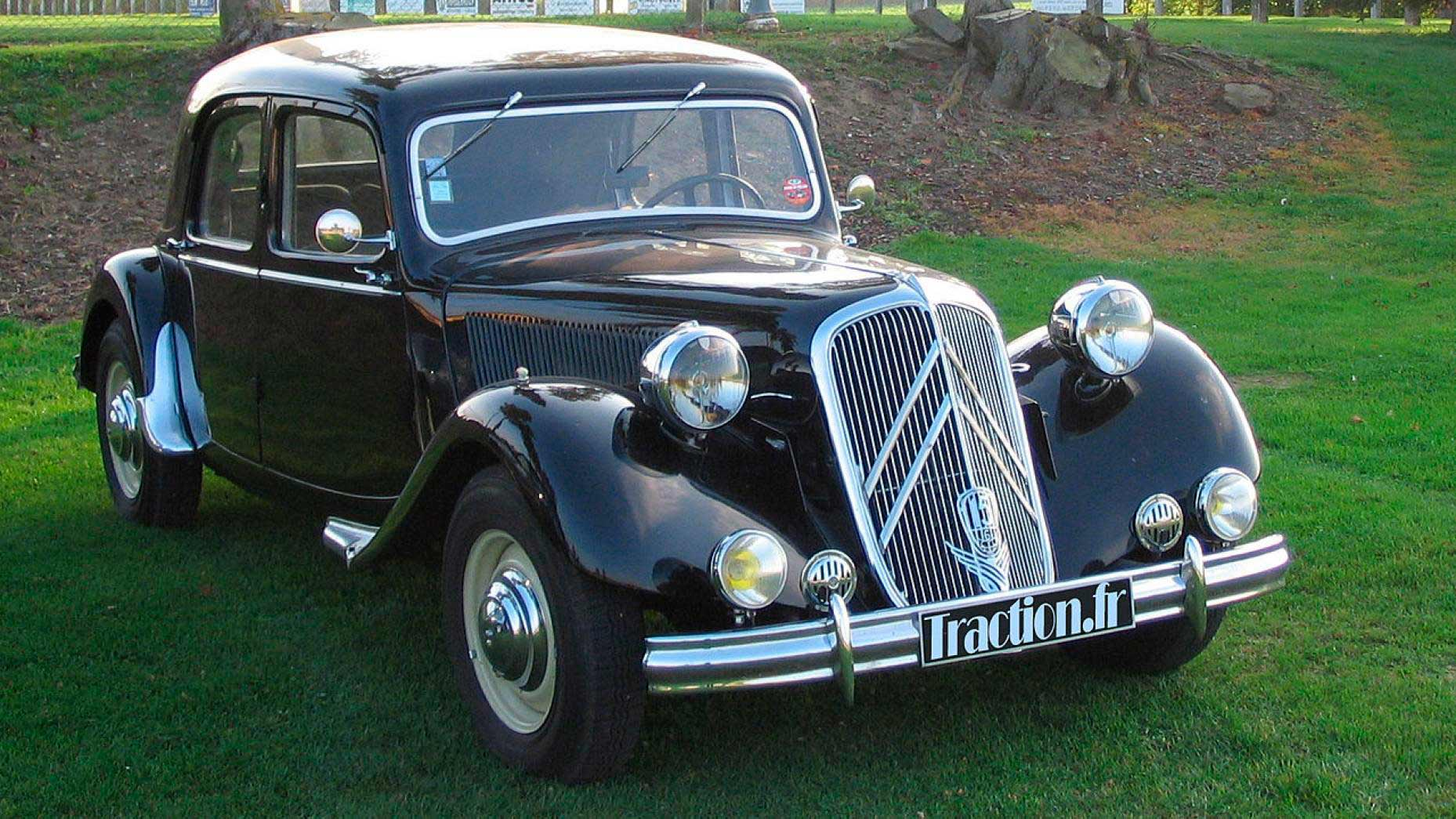 Citroën Traction Avant de 1935