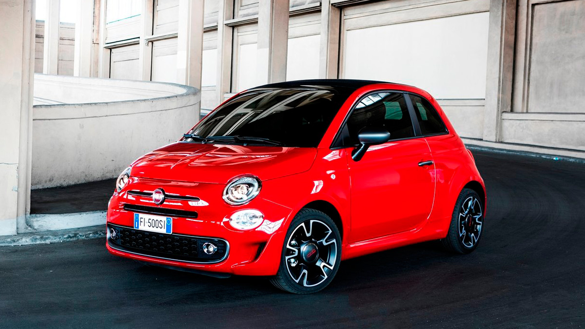 Coches para mujeres: Fiat 500 S (I)