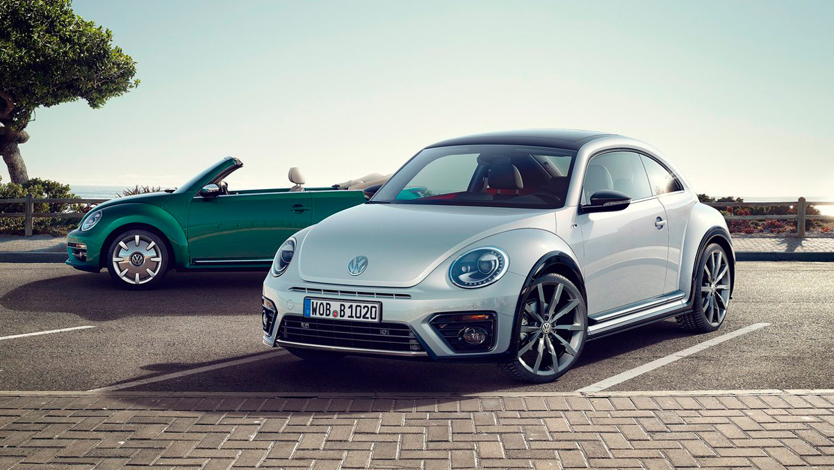 Coches para mujeres: Volkswagen Beetle (I)