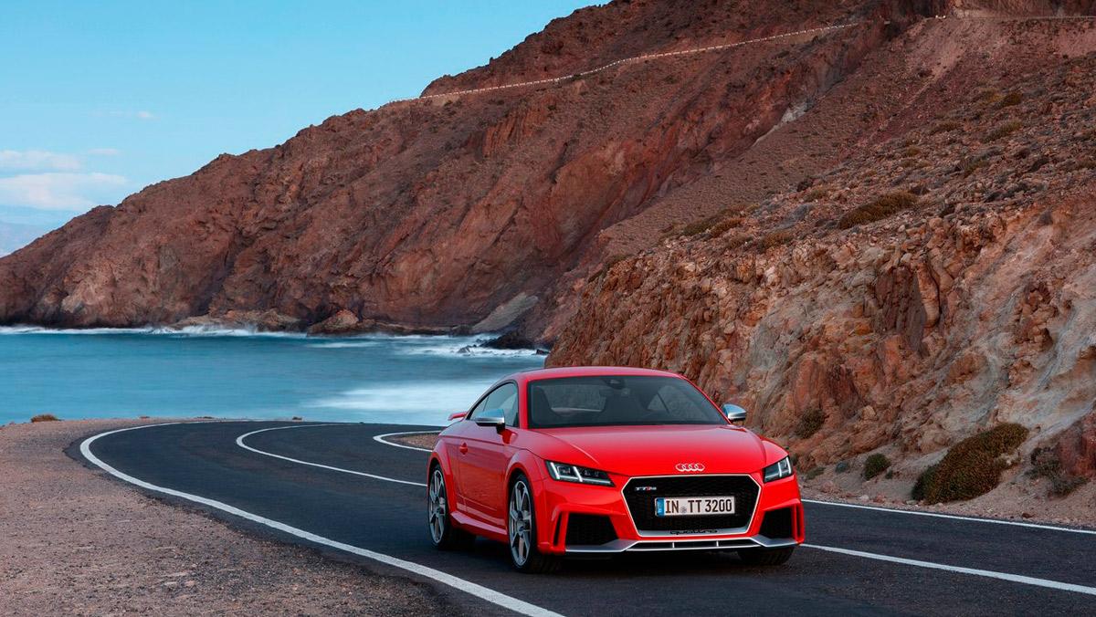 Coches para no regalar a tu padre: Audi TT (II)