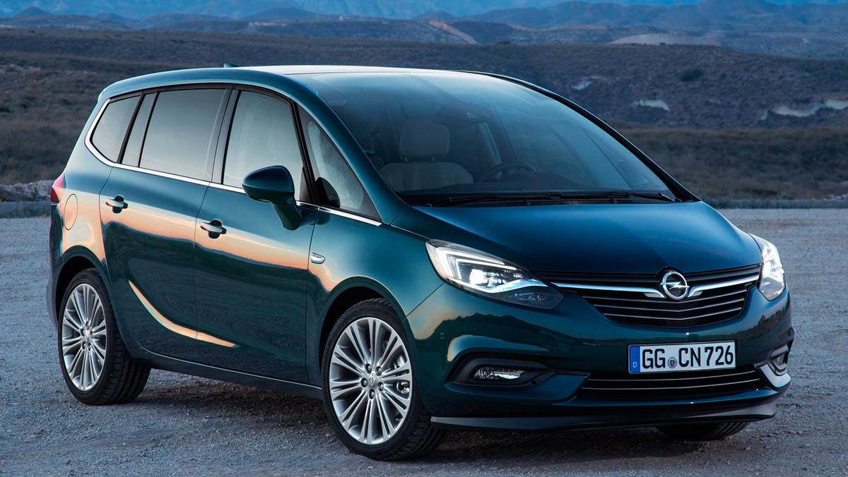 Coches para no regalar a tu padre: Opel Zafira (II)