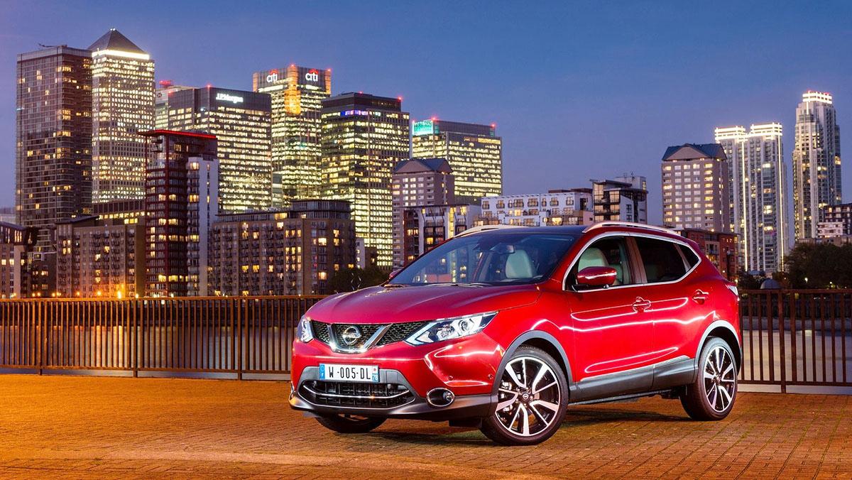 Coches nuevos entre 15.000 y 18.000 euros - Nissan Qashqai