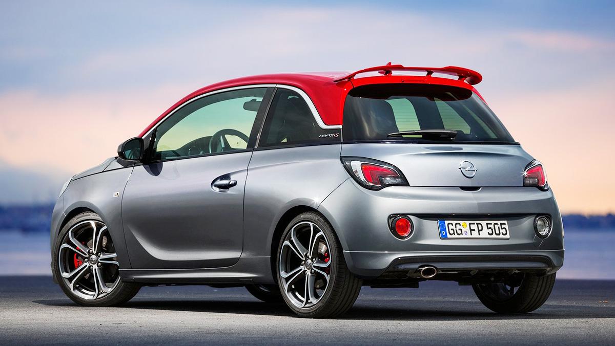 Coches nuevos entre 15.000 y 18.000 euros - Opel Adam S