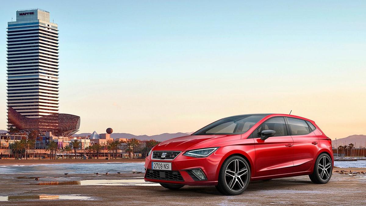 Coches nuevos por menos de 15.000 euros - Seat Ibiza 2017