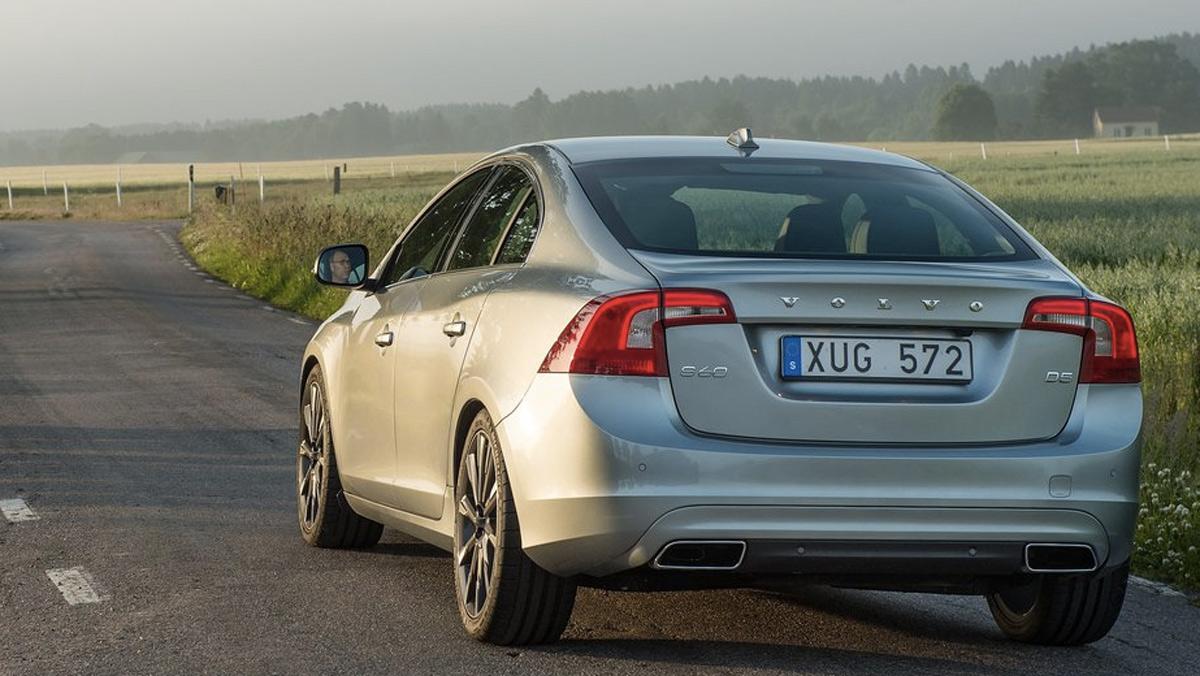 Coches que superan el tope de emisiones: Volvo S60 (II)