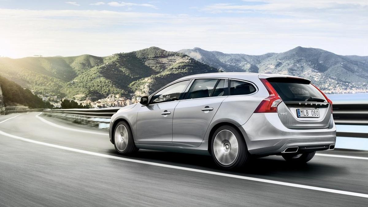 Coches que superan el tope de emisiones: Volvo V60 (II)