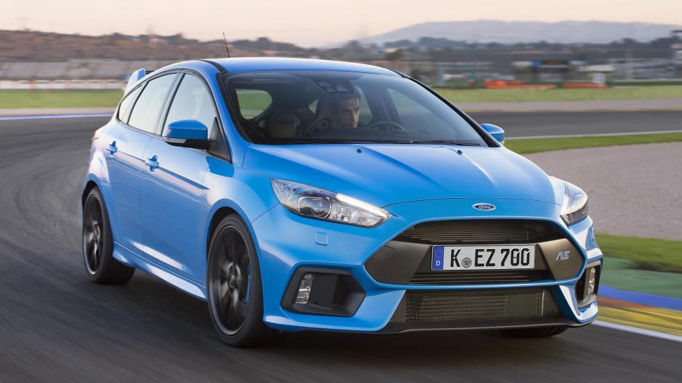 Coches que te ponen: Ford Focus RS (II)