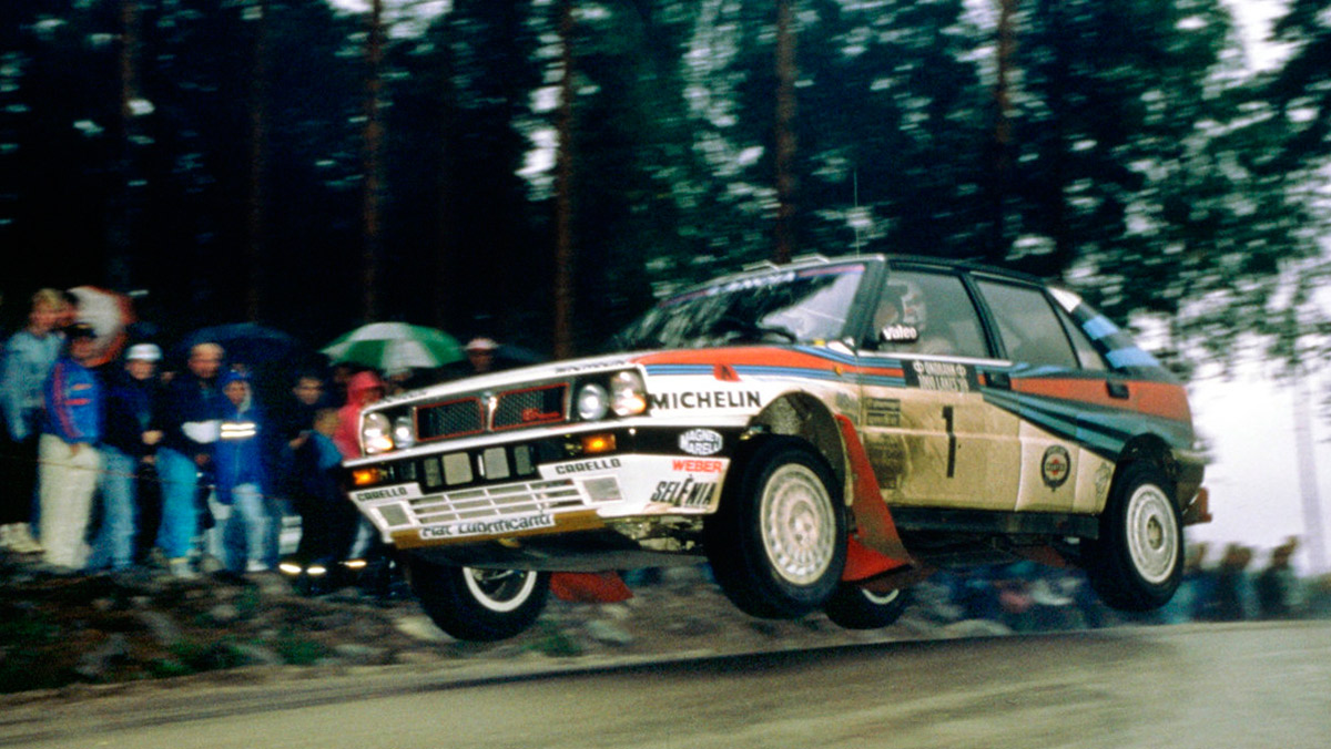 Coches que te ponen: Lancia Delta (II)