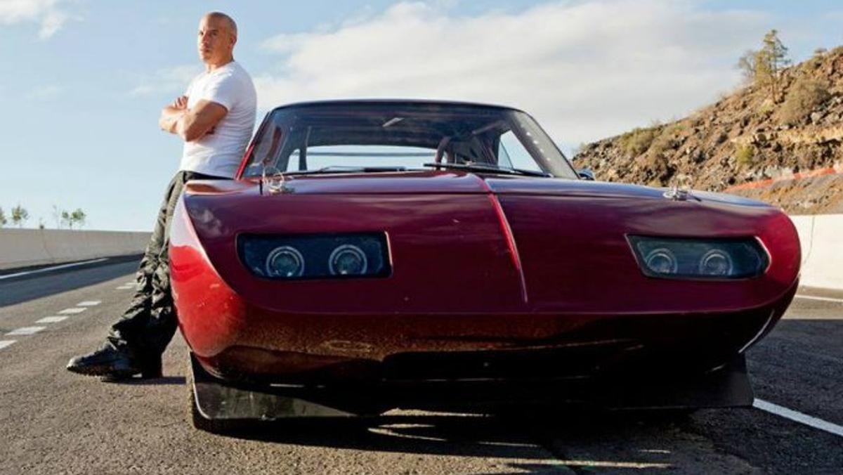 Dodge Charger Daytona ´69