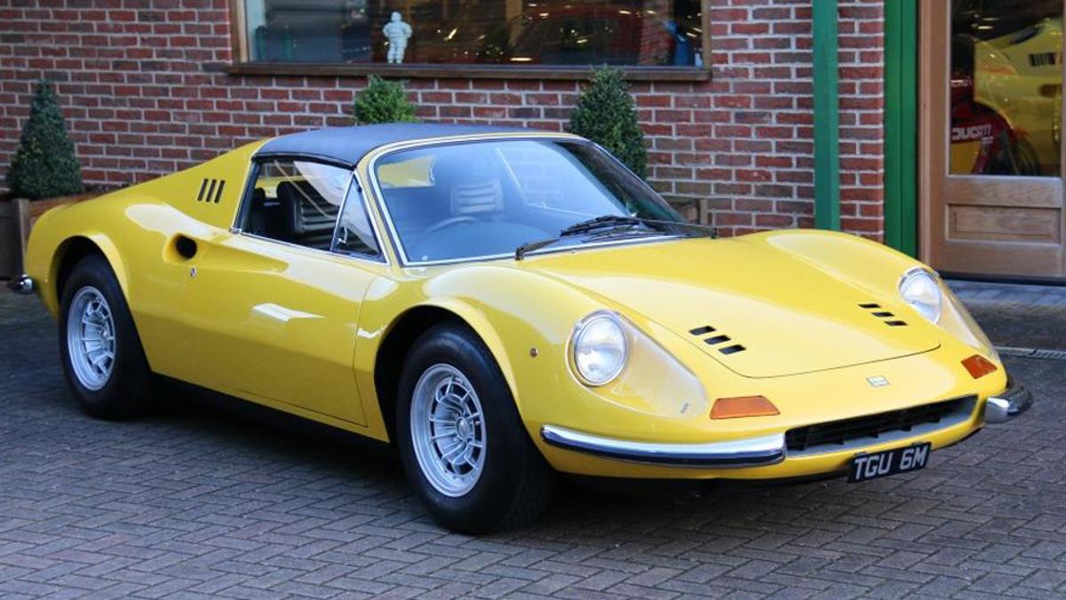FerrariDino 246 GTS