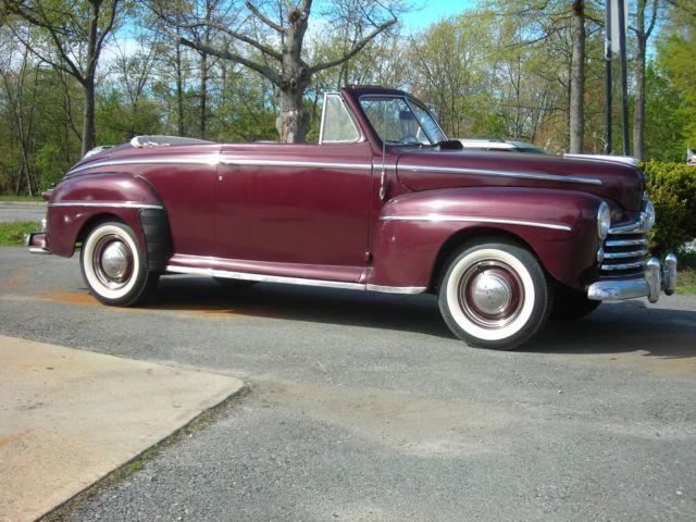 Ford 1948 Marilyn