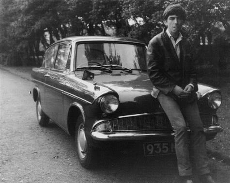 Ford Anglia del 55