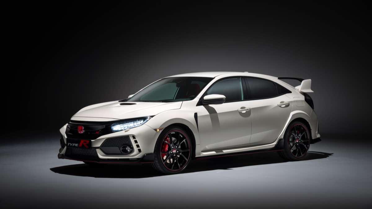 2017 Honda Civic Type R Awd