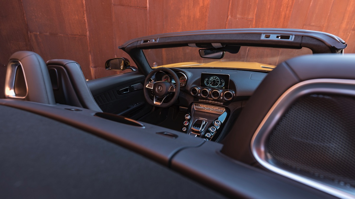 Interior Mercedes-AMG GT C Roadster