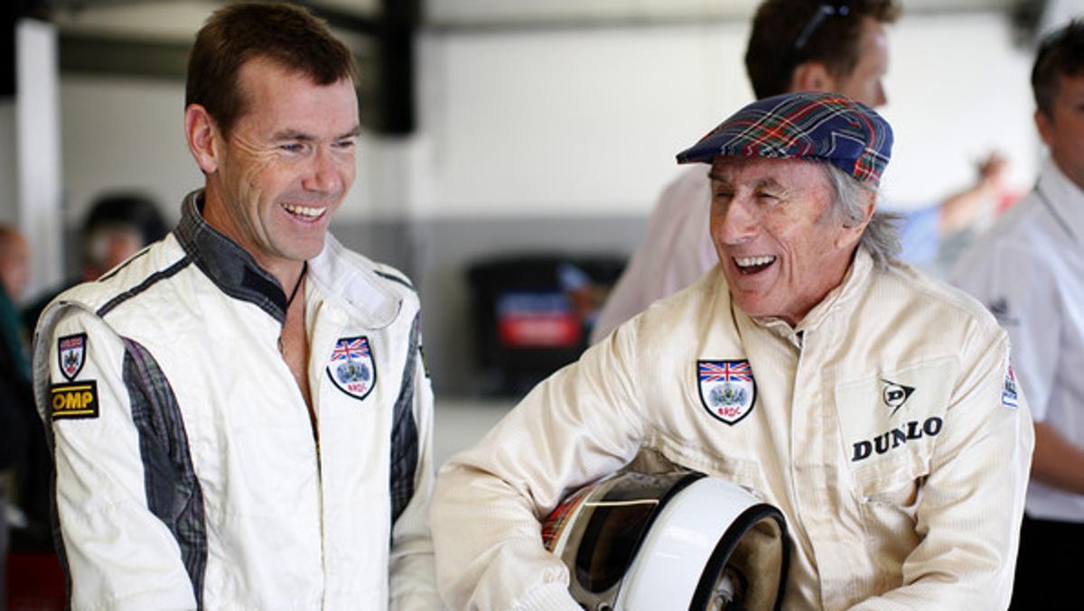 Jackie & Paul Stewart