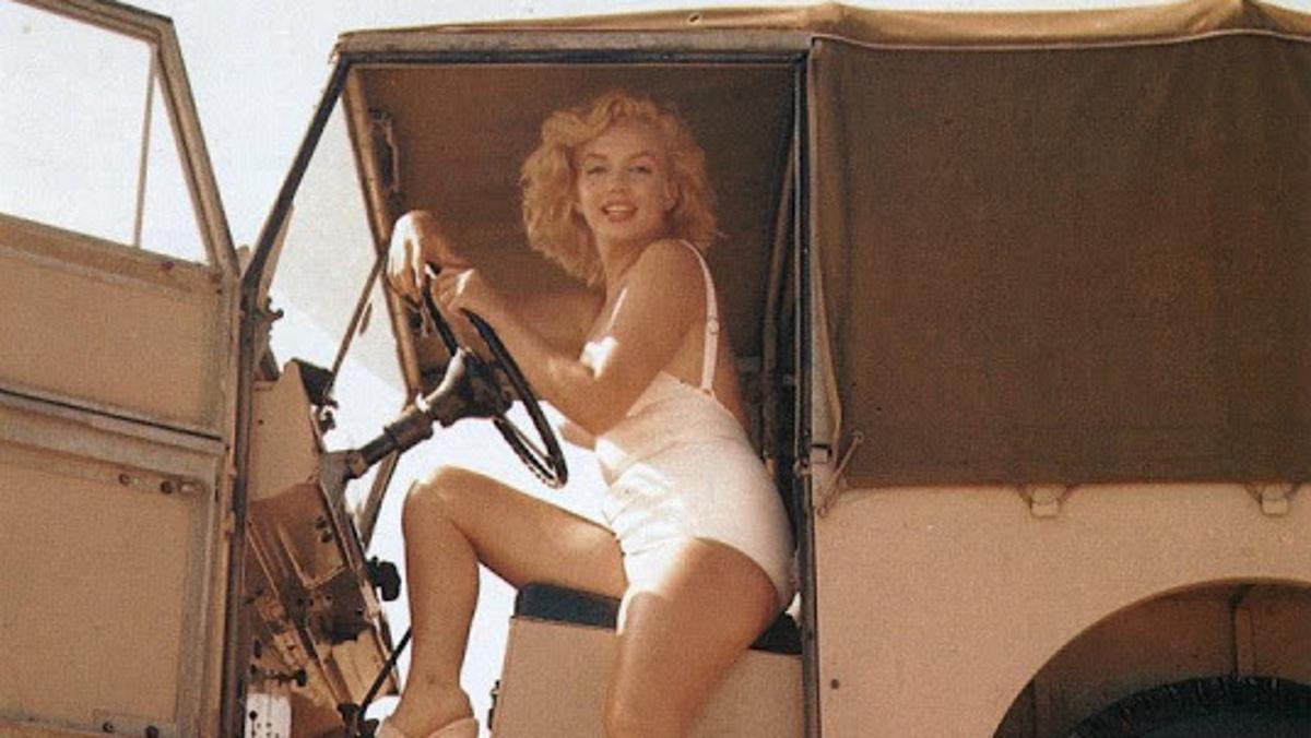 Jeep Marilyn