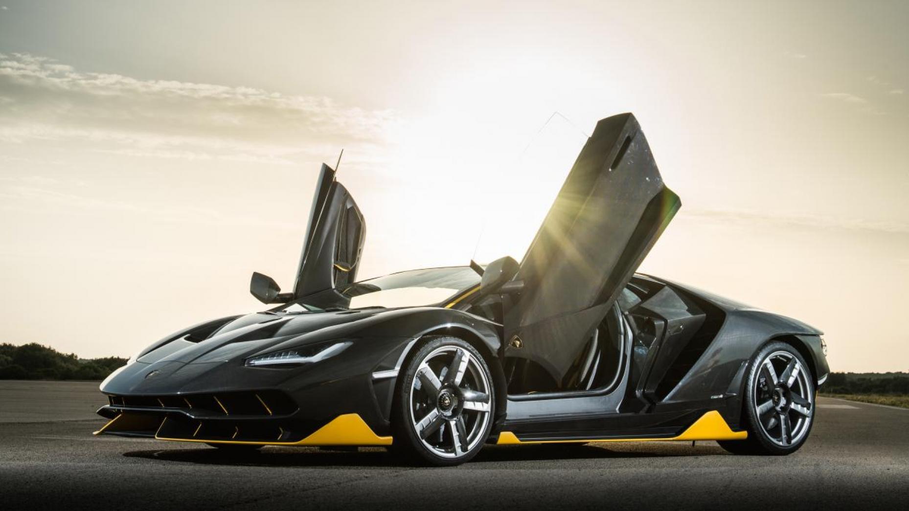 Lamborghini Centenario de 2016