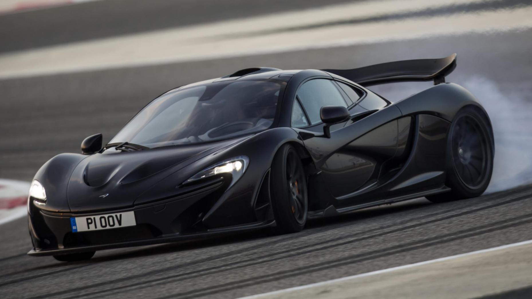 McLaren P1 de 2013