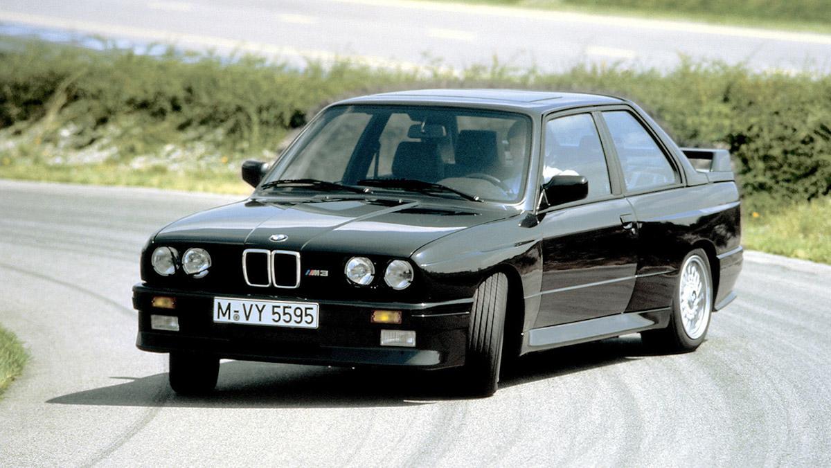 Los mejores BMW de la Historia - BMW M3 E30