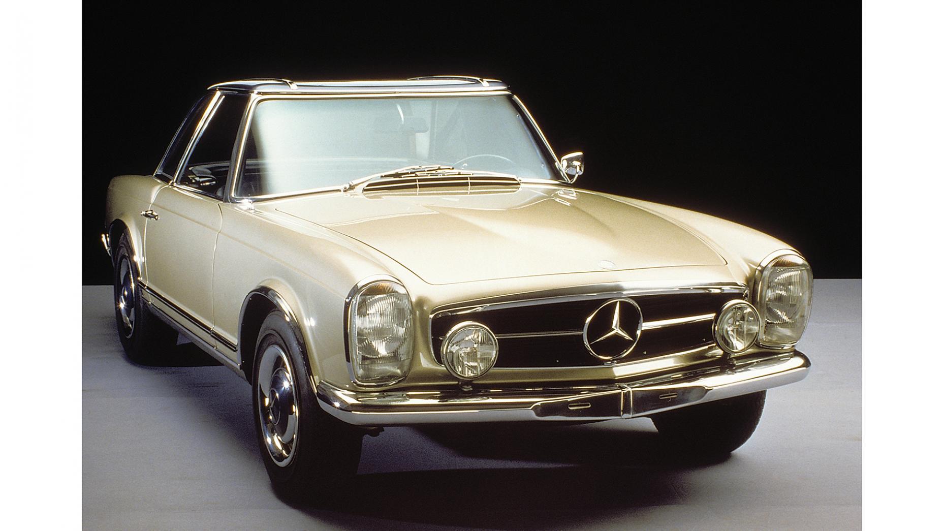 Mercedes 260 SL de 1963
