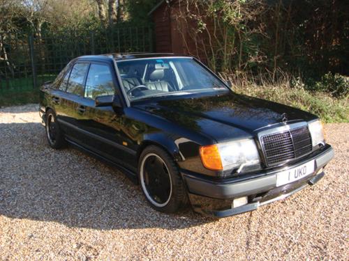 Mercedes-Benz 560E AMG 1986
