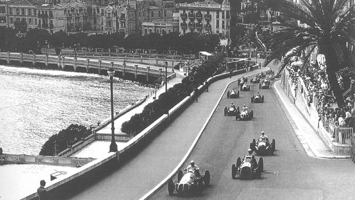 Mónaco 1950