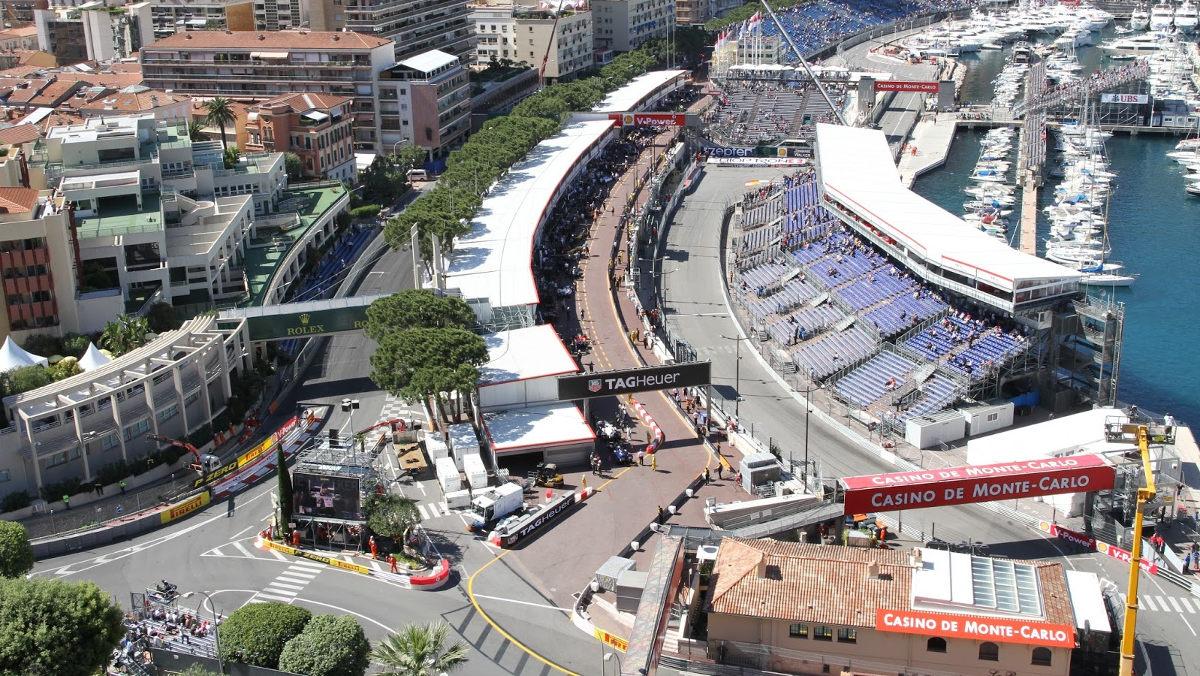 Circuito Monaco : Los circuitos míticos de la f parte ii mónaco velocidad y