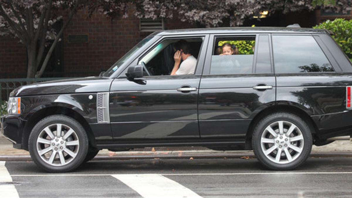 Range Rover Jackman