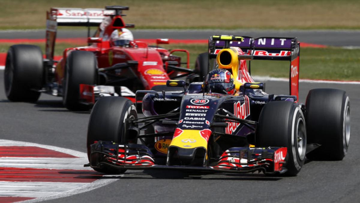 Red Bull y Ferrari Porra Top Gear F1 2017